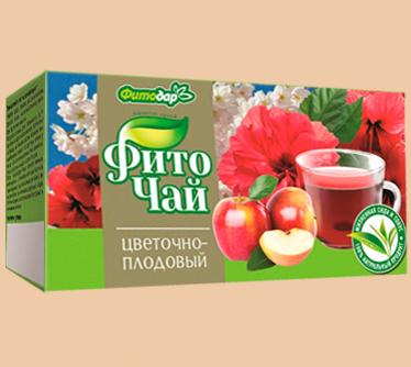 Фиточай Цветочно-плодовый Фитодар